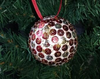 Christmas sequins - Christmas harmony ball
