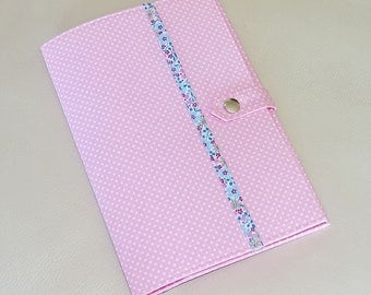 Hard cover to my health - pink