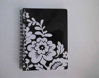 notebook with spiral 120 lined pages 14 cm