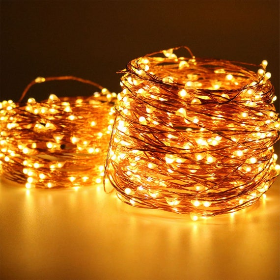 100 leds 10 meters fairy lights wedding decorations like this item junglespirit Image collections