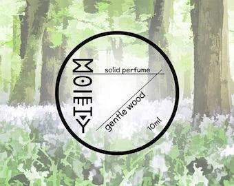 Gentle wood - Solid Perfume