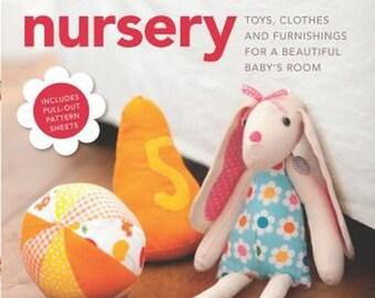 Home Sewn Nursery by Tina Barrett book