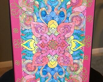 Multi Colored Picture