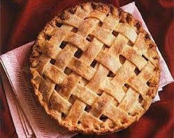 Dehydrated Apple Pie