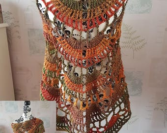 Handmade Shawl Crochet