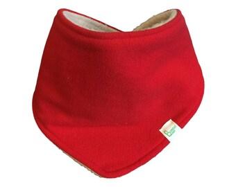 Foulard Bandana - rouge