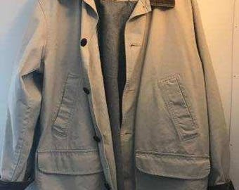 Large LL Bean Field Coat, Mint Condition