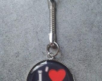 Keychain I love my godmother