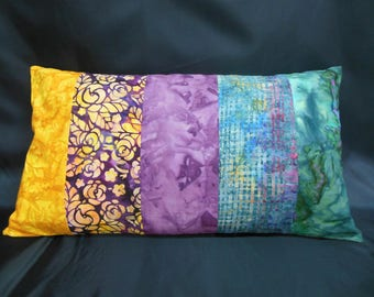 "Cushion collection ""Indian summer"", rectangle, 5 bands (C255)"