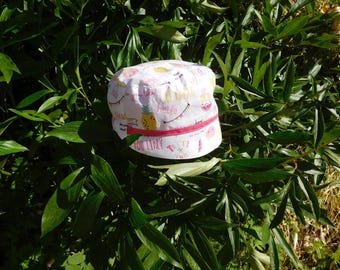Hat girl size 52