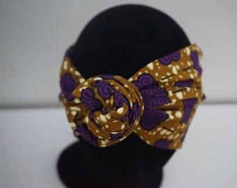 Headband Wax 3 in 1, headband, made in Paris