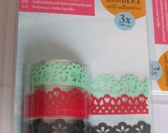 Set of 3 duct tape