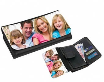 Personalize women's wallet