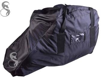 Skidar Saddle Carry Bag