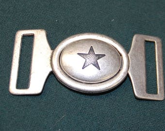 9 cm 4 cm metal buckle