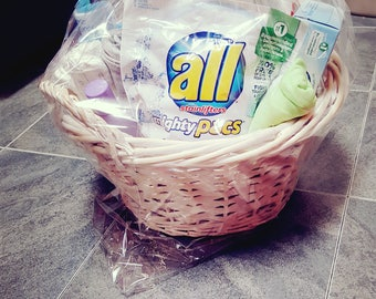 Baby Shower Gift Basket **LOCAL PICKUP ONLY**