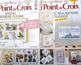 2 magazines the best of the POINT cross No. 10 and 11-