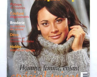 HAND made no. 253 - February 2003 - with patterns magazine