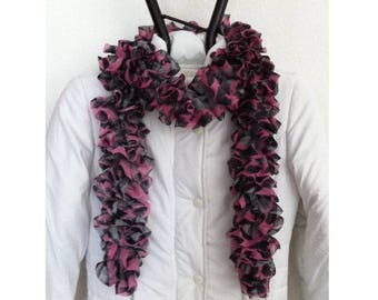 Acrylic and polyester scarf by BAGART trendy scarf
