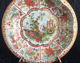 Daher Decorated Ware decorative metal bowl
