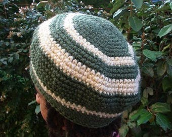 Child hat 5-8 years 'Green Mix'