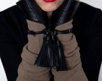 Women Gloves - Brown