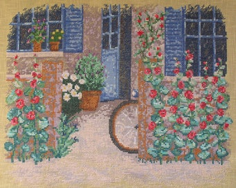 "Embroidery ""master painting"" cross stitch"