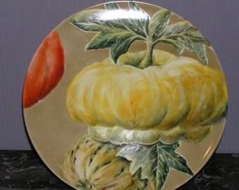 5 gourds beige trim