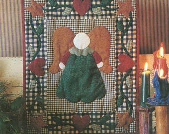 Little Angel Wallhanging Quilt Kit