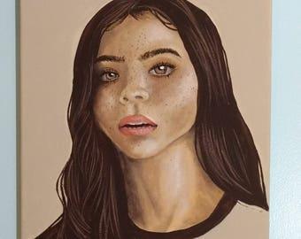 Christina Nadin Painting