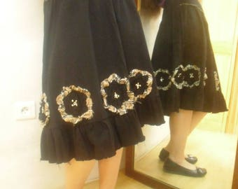 Kawaii design skirt