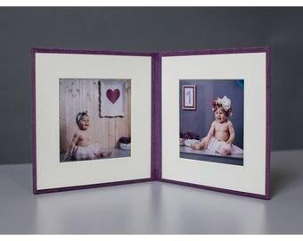 Folio, Matted Folio, Portrait folios, perfect photo presentation