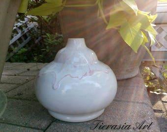 Booby Candlestick Vase