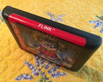 Flink NTSC-U Genesis *Translated Repro* cart only