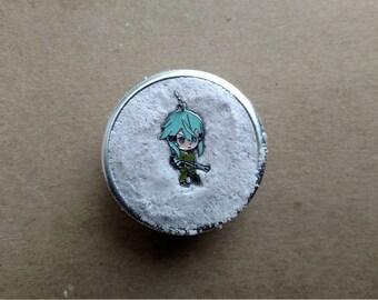 Sword Art Online (SAO) Anime Keychain Charm Bath Bombs