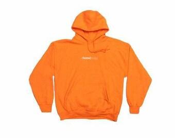 Creative Surplus Embroidered: Channel Orange Frank Ocean Hoodie