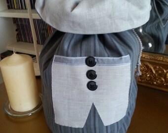 Underwear bag handmade