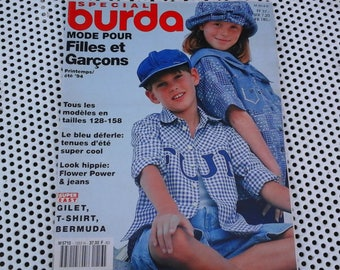 Children's fashion magazine