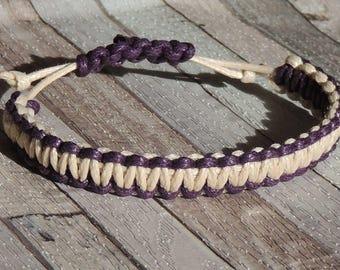 Mens bracelet two-tone clasp Vernier caliper spirit of nature