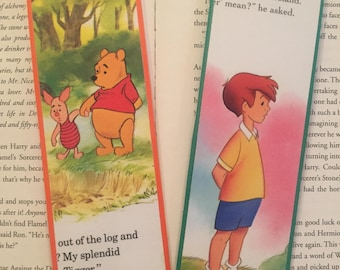 Disney's Winnie the Pooh and Friends Bookmarks