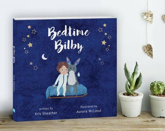 Bedtime Bilby children's picture book gift