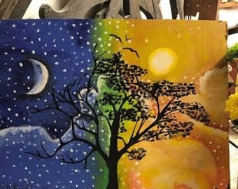 night and day(free shipping)