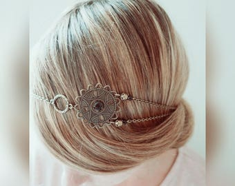 SYVANA Headband, head accessory jewelry for hair ♦ ♦