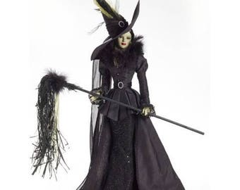 The wicked witch costume