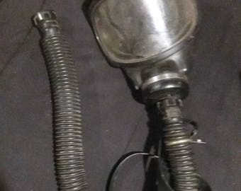 Gas mask as a novelty(works) functioning