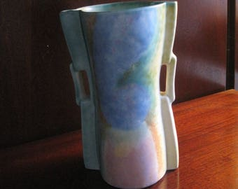 Art deco Beswick ware vase No: 185 rare and very collectable perfect condition