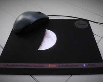 "Mouse pads (choose in the works of Celea reproduction), here ""in the Moonlight"""