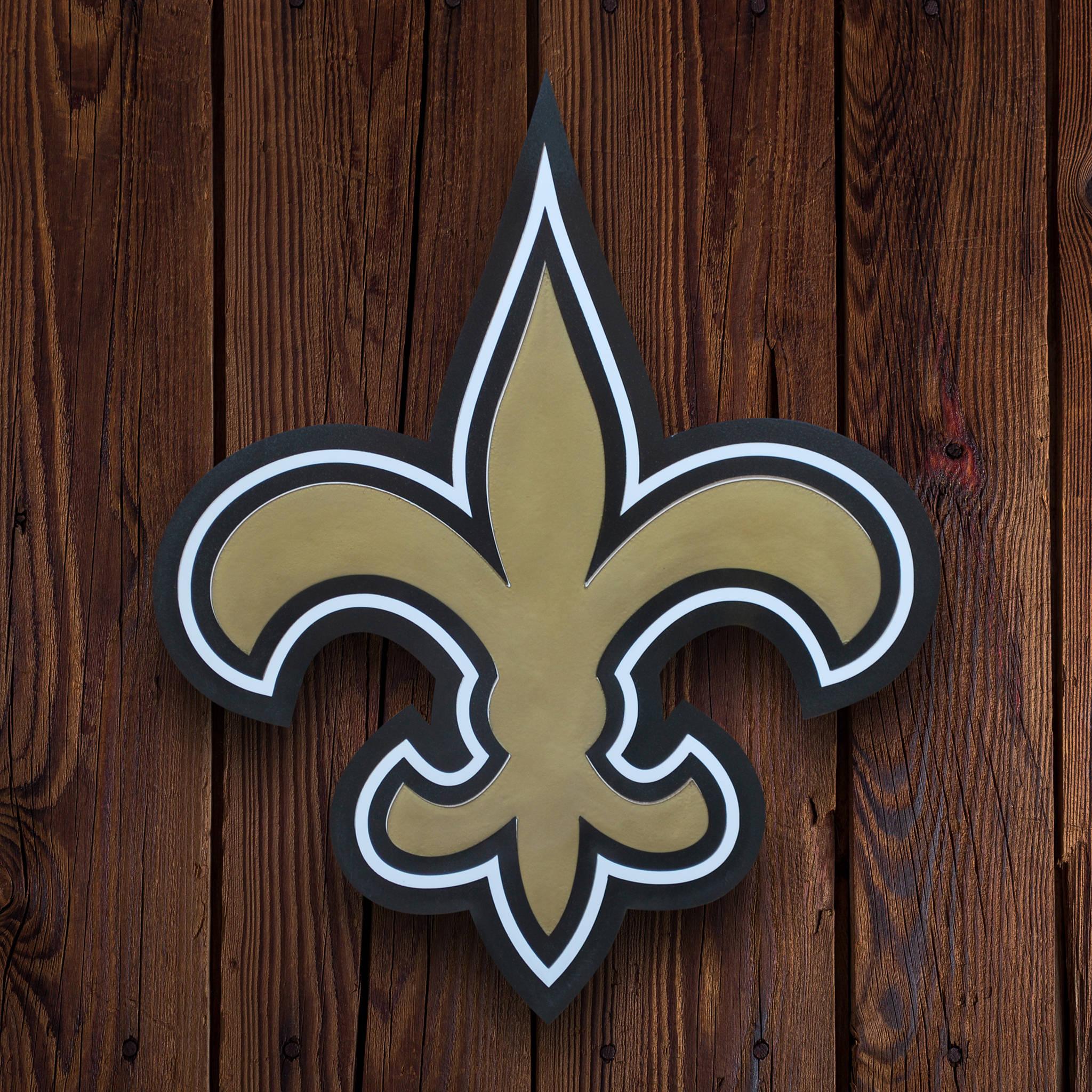New Orleans Saints Decor|Wall Decor|Boy Room Decor|Boy Football ...