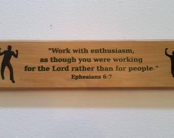 Ephesians 6:7