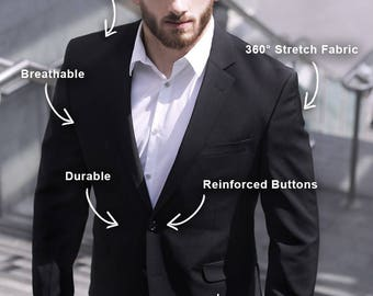Tailored Suit For Men